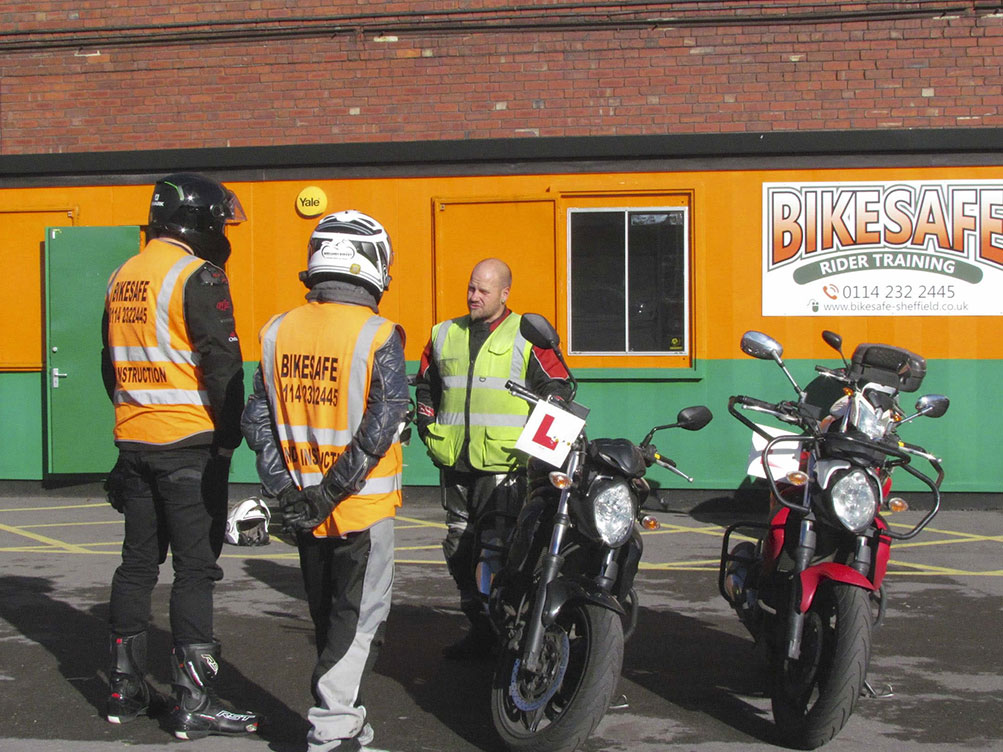 BikeSafe Sheffield